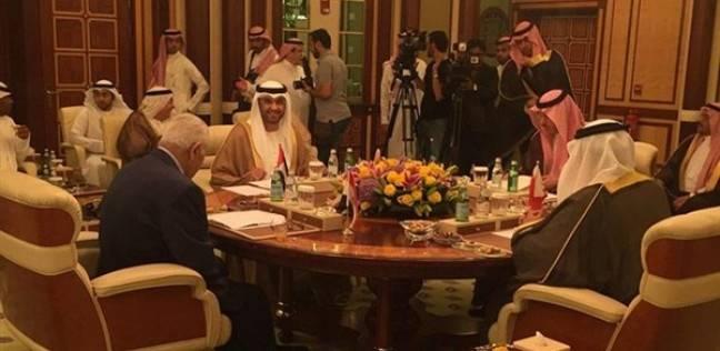 غدا.. وزراء إعلام الرباعي العربي يناقشون سبل مواجهة الإرهاب بالإمارات