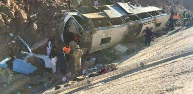 نائب جامعه الإسكندرية: إعلان حالة الطوارئ.. وبحث إمكانيه نقل المصابين في حادث نويبع