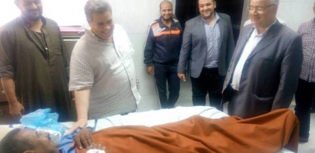 إغلاق أقسام الاستقبال بمستشفيات جامعة بنها بسبب الازدحام الشديد