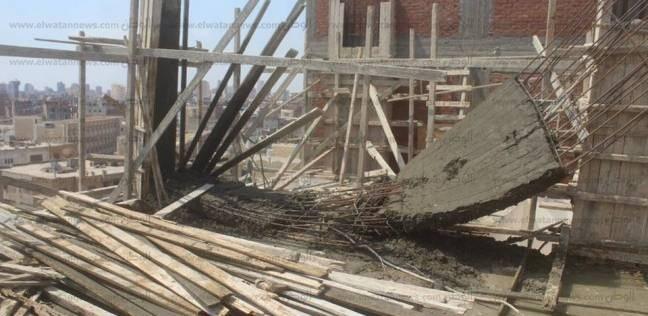 القبض على 10 عمال تصدوا لموظفي الدولة أثناء إزالة بناء مخالف في دسوق