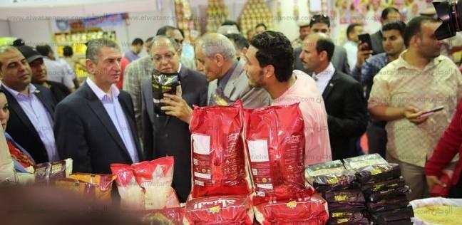"""محافظ سوهاج: إقامة 14 معرض """"أهلا رمضان"""" بالمحافظة"""