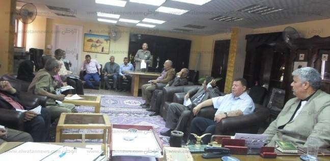 """""""تعليم جنوب سيناء"""" يناقش الخطوط العريضة لامتحانات الشهادات العامة"""