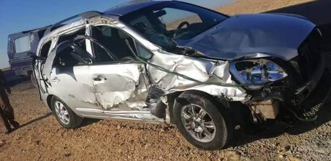 عاجل| حادث تصادم على الطريق الدائري