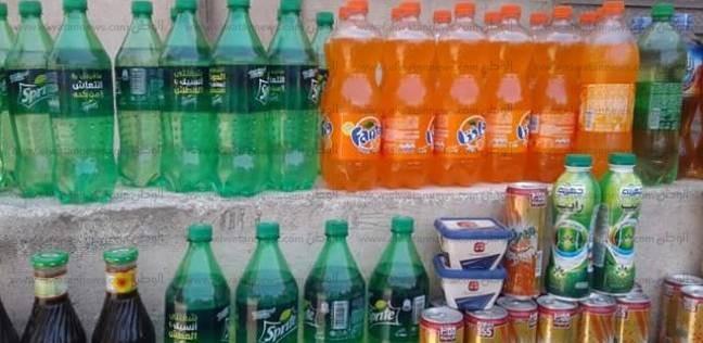 مديرية الصحة بدمياط تحرر محاضر ضد إحدى شركات انتاج المياه الغازية