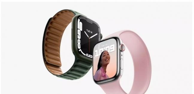 سلسلة Apple Watch Series 7