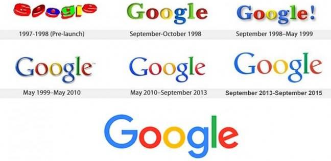 "مراحل تطور شعار أضخم محرك بحث: ما تيجي نـ""جوجل"" كده؟"