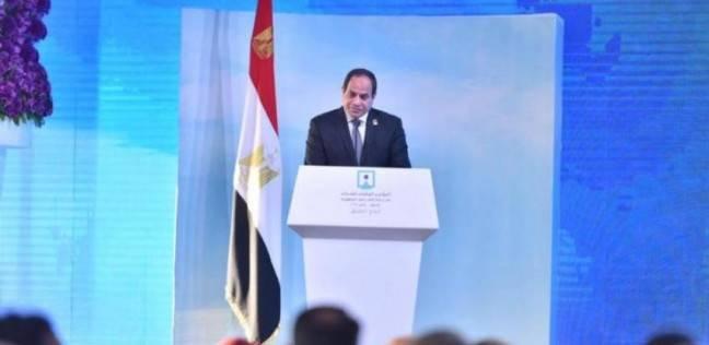 """""""السيسي"""": لابد من التأكيد على التجرد للدفع قدمًا بمصر"""