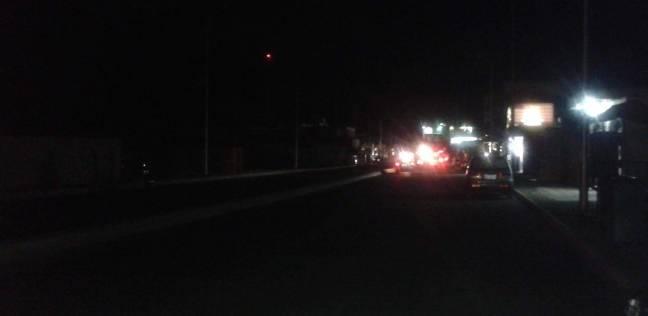 منطقة المدارس في البداري بدون كهرباء لمدة يومين