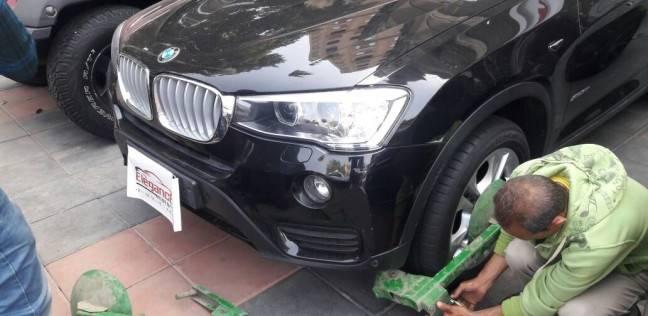 تكبيل 6800 سيارة مخالفة في القاهرة خلال 24 ساعة