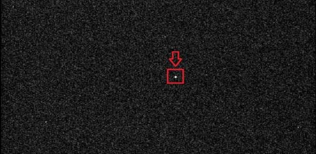 كويكب بريتوريا حجب النجم