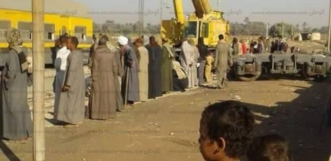 """رئيس مدينة السنطة: عطل بالفرامل تسبب في توقف قطار """"الإسكندرية – الزقازيق"""""""