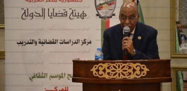رئيس ومستشارو قضايا الدولة يهنئون الرئيس والشعب بذكرى ثورة 23 يوليو