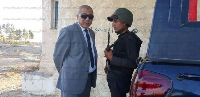 أمن مطروح ينفذ 3 أحكام جنائية في حملة مكبرة