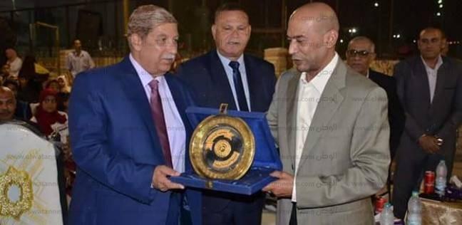 محافظ الإسماعيلية يشهد احتفالية ذكرى افتتاح قناة السويس الجديدة