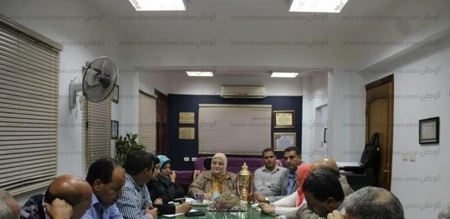 تعليم كفر الشيخ : تنظيم رحلات للمشروعات القومية وندوات لمواجهة الشائعات - المحافظات -