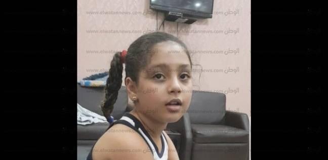 أمن الإسماعيلية يعيد طفلة 8 سنوات مبلغ باختطافها