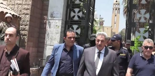 مدير أمن الدقهلية يتفقد المنشآت الحيوية في مدينتي المنصورة وطلخا