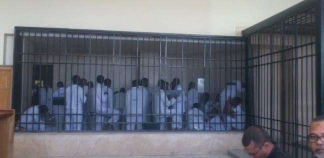 القبض على شابين وسيدة تشاجروا أمام حجز محكمة عابدين