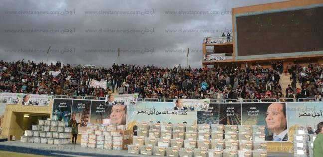 """اليوم.. تدشين حملة """"كلنا معاك من أجل مصر"""" بالدقهلية"""