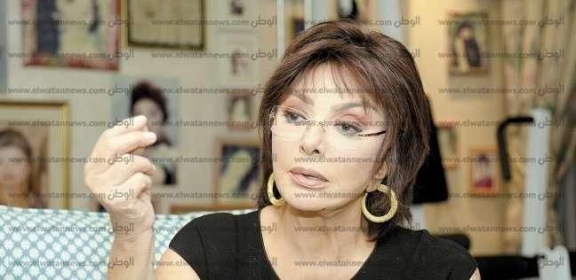 نبيلة عبيد: مفيش رقص في مصر ونفسي أسمع  أغنية وطنية جيدة الصنع