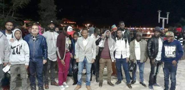 جولة للطلاب الوافدين من دول حوض النيل في محافظة أسوان