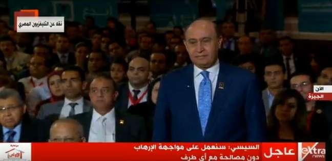 مميش: المنطقة الاقتصادية لقناة السويس ستصبح الأقوى بمصر خلال عام