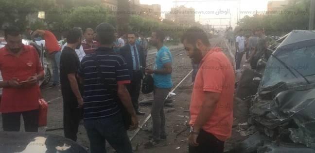 عاجل| القبض على سائق ترام مصر الجديدة و5 من فريق الصيانة