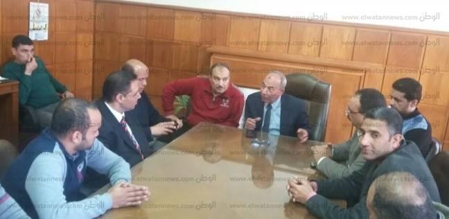 إجازة نصف يوم لعمال شركة غزل المحلة للإدلاء بأصواتهم في الانتخابات
