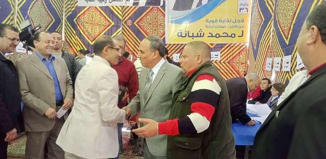 عبدالمحسن سلامة يسجل بـ«عمومية الصحفيين» استعداد لانتخابات النقابة