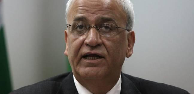 عريقات: اجتماع موسع بين عباس والسيسي على هامش القمة العربية