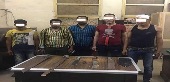 """""""الأمن العام"""": القبض على 18 متهما بممارسة البلطجة"""