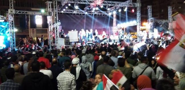 """من وكر للإخوان للاحتفال بالديمقراطية.. النهضة ورابعة """"ضد الإرهاب"""""""