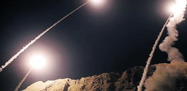 بالفيديو  سانا: الدفاع الجوي السوري يواصل تصديه للغارات الإسرائيلية