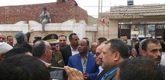 مدير أمن الغربية يتفقد لجان الانتخابات: انتظام التصويت ولا شكاوى