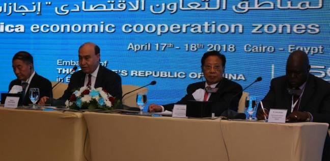 """مميش: """"تيدا"""" الصناعية بـ""""السخنة"""" تمثيل مشرف للاستثمار الصيني في مصر"""