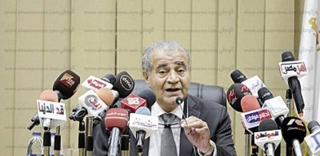 وزير التموين ومحافظ القليوبية يفتتحان معرض المستلزمات الدراسية في بنها