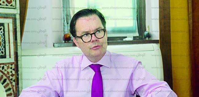 السفير الفرنسي بالقاهرة: مصر تسير نحو استعادة استقرارها وتعزز إصلاحتها