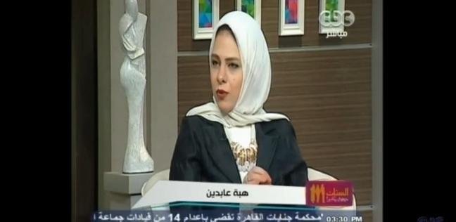 فيديو قديم.. ابنة حسن عابدين الراحلة تروي ذكرياتها مع والدها