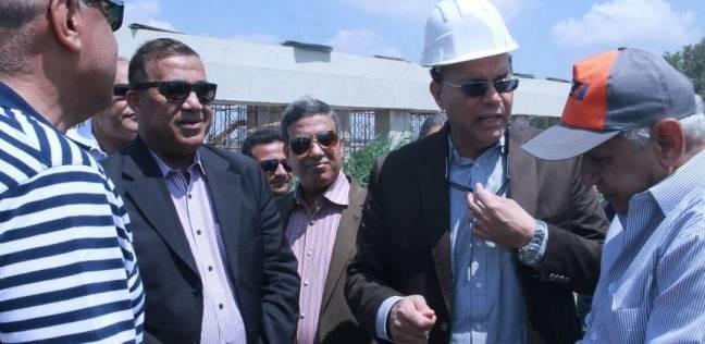 وزير النقل يتفق أعمال تنفيذ الطريق الدائري الإقليمي من بلبيس حتى بنها