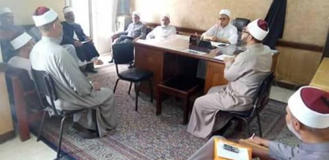 """""""الأوقاف"""" تشدد على متابعة أئمة المساجد وصكوك الأضاحي في دمياط"""