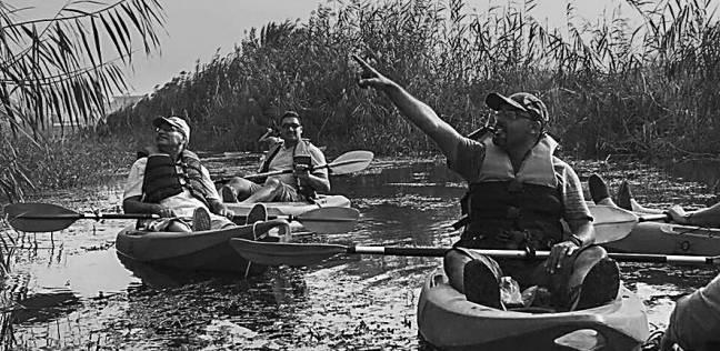 لراغبى «الفصلان»: خدلك قارب وراقب الطيور المهاجرة
