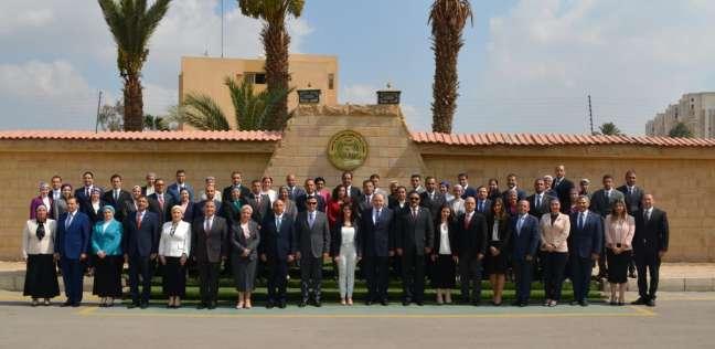 المشاط تطالب الملحقين العسكريين بنشر صورة ذهنية إيجابية لمصر في الخارج