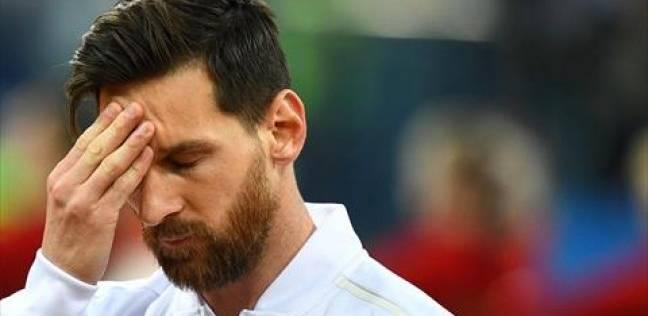 """لقطات مؤثرة لنجم برشلونة..  ميسي يحبس دموعه مع """"أطفال السرطان"""""""