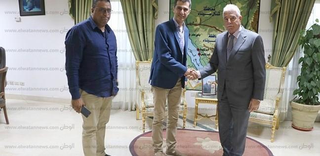 """شرم الشيخ تستضيف البطولة العربية الثالثة عشر لـ""""الروبوت"""" مارس 2020"""