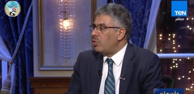 عماد حسين: الإخوان تزعموا دعوة مقاطعة الاستفتاء وخاب ظنهم
