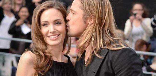 مجلة أمريكية: أنجلينا جولي ستتراجع عن قرار طلاقها من براد بيت