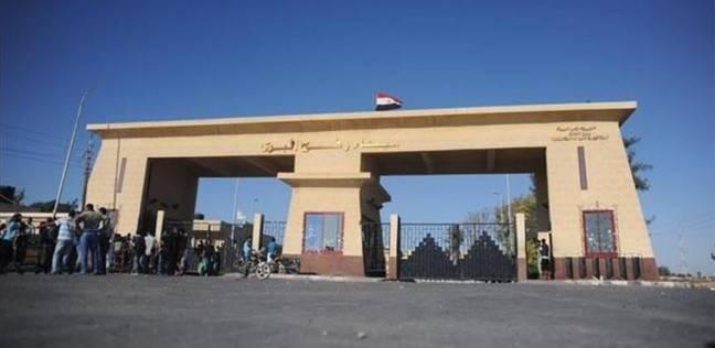 غدا.. فتح معبر رفح لإدخال العالقين الفلسطينيين إلى قطاع غزة