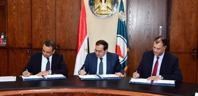 """""""البترول"""" توقع اتفاق للتنقيب في """"خليج السويس"""" لزيادة الإنتاج المحلي"""