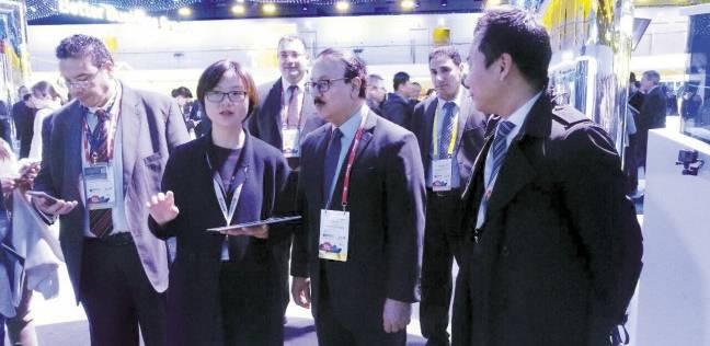 وزير الاتصالات يستعرض خطط الإصلاح وفرص الاستثمار الواعدة فى مصر مع 20 من قيادات كبرى الشركات العالمية