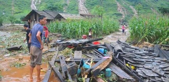 15 قتيلا جراء سيول وانهيارات أرضية في فيتنام